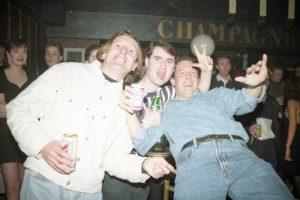 Sunderland clubgoers 1993
